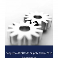 Lista de empresas Congreso AECOC de Supply Chain 2016