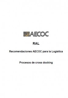 RAL Procesos de Cross Docking