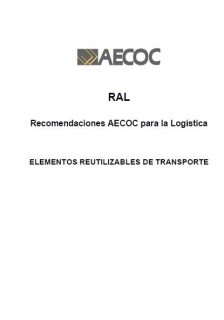 RAL Elementos reutilizables de Transporte