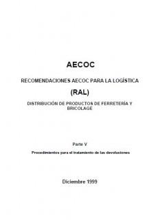 RAL Ferretería y Bricolaje – Tratamiento de las devoluciones