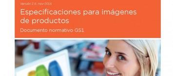 Especificaciones para imágenes de productos