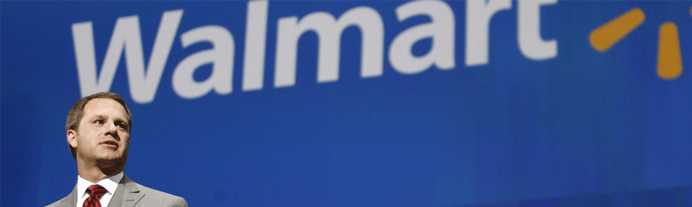 CEO-Walmart