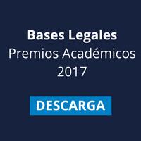 Bases Legales Premios Académicos 2017