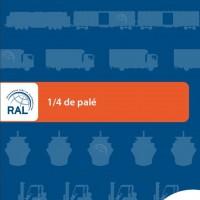 RAL – Recomendaciones para la eficiencia logística del ¼ de palé