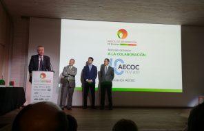 AECOC recibe el Premio a la Colaboración otorgado por Marcas de Restauración