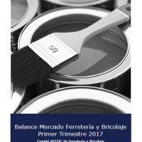 Balance del Mercado Ferretería y Bricolaje T1 2017