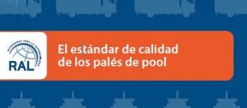 RAL Estándar de calidad de los palés de pool