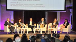 Fernando Burgaz, director general de Industria Alimentaria, inaugura el 5º Congreso AECOC Contra el Desperdicio Alimentario