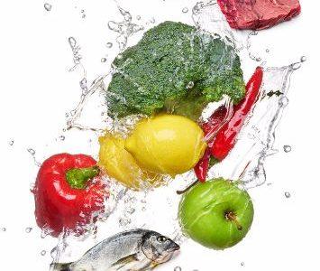 La sección de Frutas y Hortalizas en Carrefour