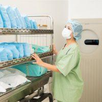 Eficiencia en entorno hospitalario