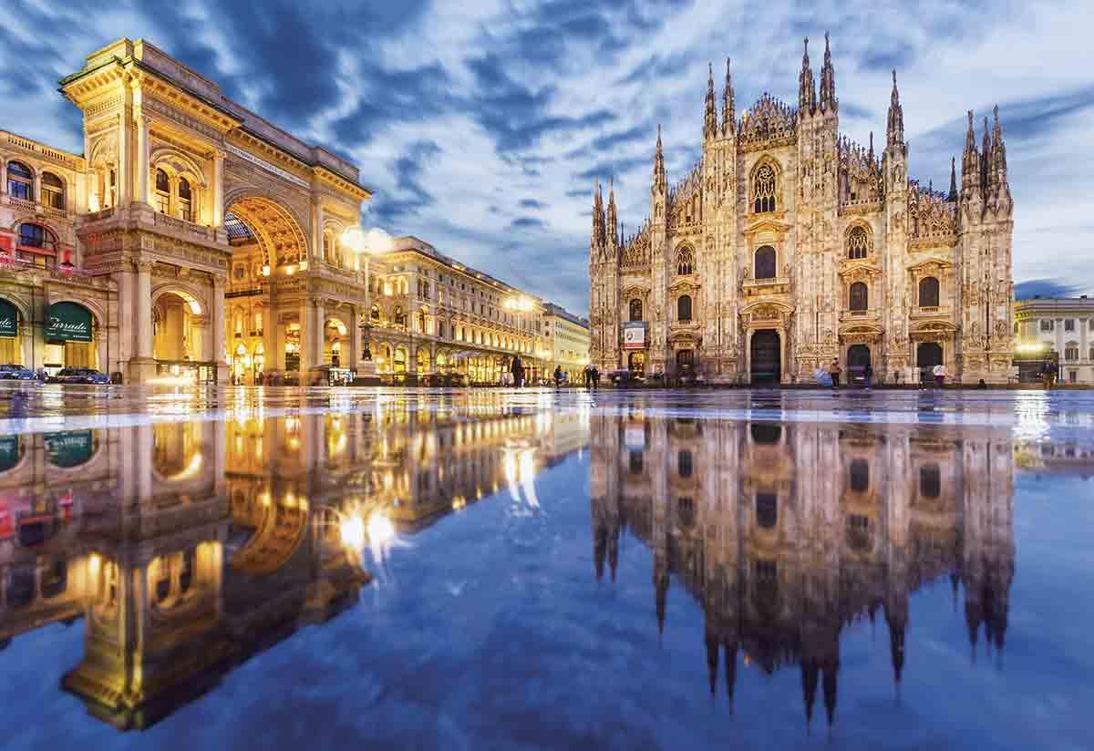 Conceptos de éxito: Milán, la reinvención de los clásicos italianos