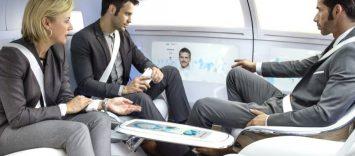 El futuro del consumo en trenes, aviones y coches
