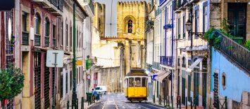 Dinamismo comercial en Portugal