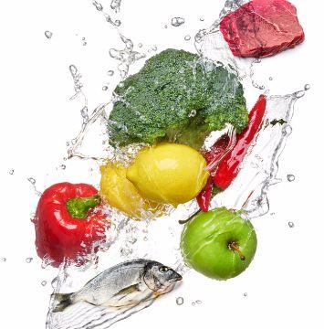 La sección de Frutas y Hortalizas en DIA