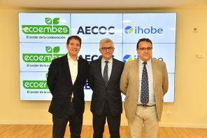 Embalajes más sostenibles, la nueva apuesta de Ecoembes, el Gobierno Vasco y AECOC