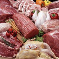 La sección de Carnes en un Distribuidor