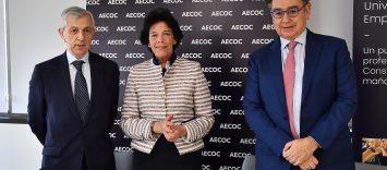 La Ministra de Educación y AECOC presentan un nuevo título de FP que abre las puertas al empleo joven en el comercio