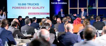 Objetivo: digitalizar todo el proceso de gestión del transporte de mercancías en España