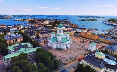 Helsinki, innovación, logística y distribución última milla