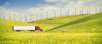 La movilidad sostenible: ¡También en mercancías!