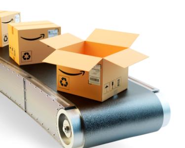 Taller práctico en el centro logístico de Amazon