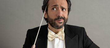 TDN | José Manuel Zapata. «La batuta no suena, pero tiene el poder de lograr que los músicos sean prodigiosos»