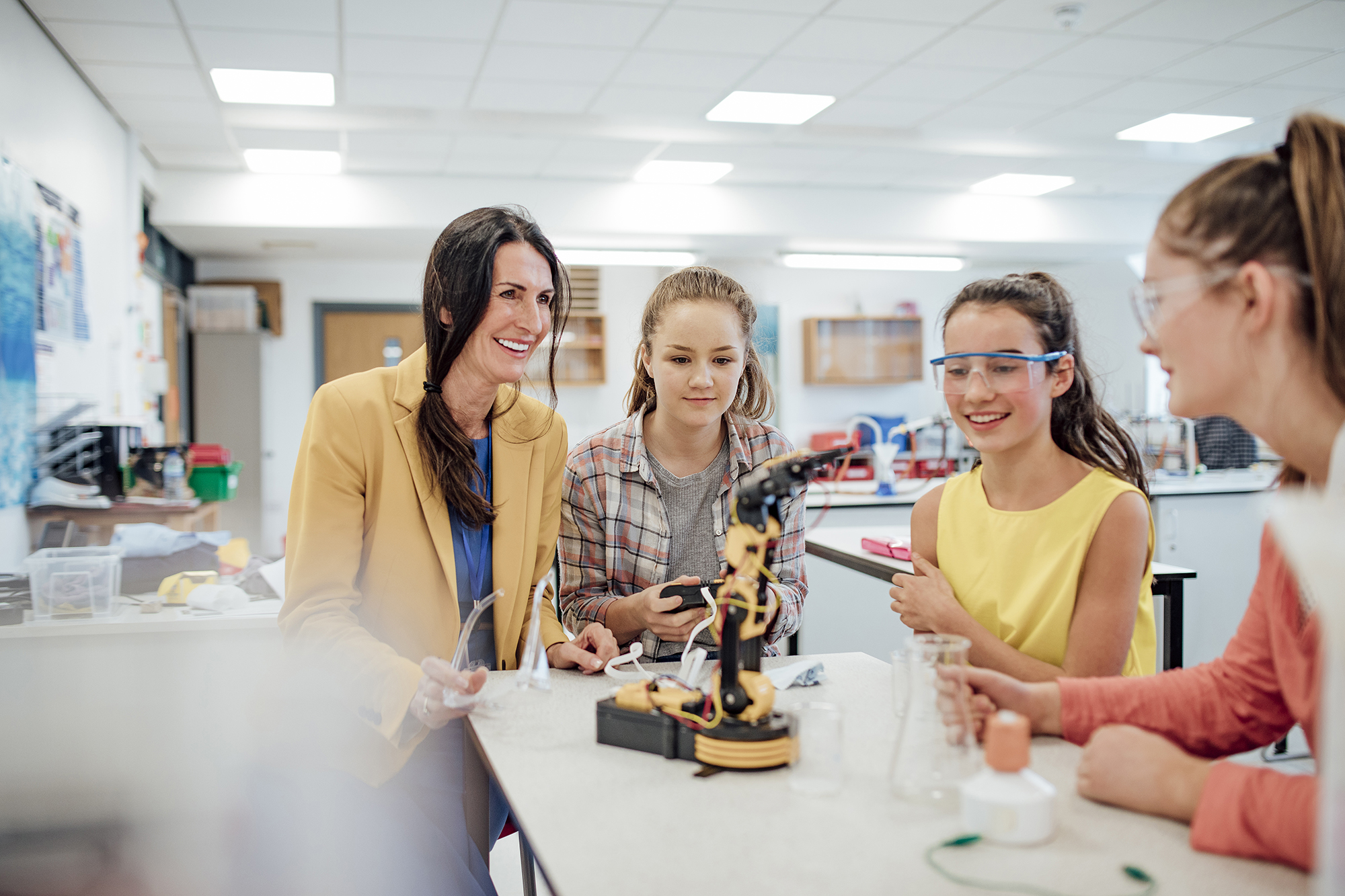 disciplinas STEM