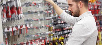 El comercio online de Ferretería y Bricolaje crece, aunque las tiendas físicas siguen dominando el sector