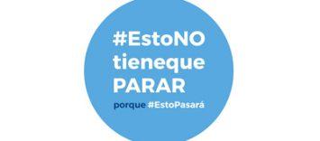 #EstoNOtienequePARAR porque #Estopasara