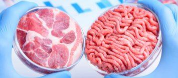 IRR   ¿Quién ganará la carrera de la carne y el pescado 'cultivados'?