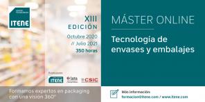 ITENE e IATA-CSIC lanzan el primer máster online sobre tecnología de envases y embalajes en España