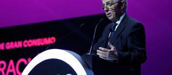El presidente de AECOC, Javier Campo, reclama evitar subidas de impuestos y contrarreformas laborales para permitir la reactivación económica en 2021