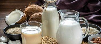 El consumidor de alternativas vegetales al yogur y la leche