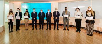 AECOC reconoce los mejores trabajos universitarios sobre competitividad empresarial con los VIII Premios Académicos