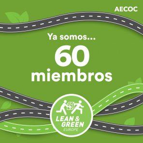 Lean & Green llega a las 60 empresas comprometidas con reducir sus emisiones en logística