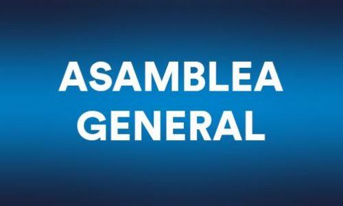 Asamblea General AECOC 2021