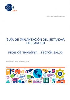 Guía de implantación del estándar EDI EANCOM – Pedidos Transfer