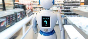 IRR   Automatización y robótica en los supermercados