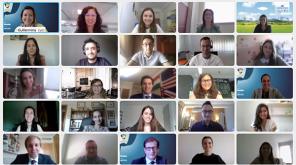 AECOC conecta a 25 jóvenes universitarios con 10 empresas líderes del gran consumo en el II Speed Job Dating