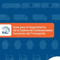 Guía para el Seguimiento de la Cadena de Contrataciones Sucesivas del Transporte