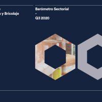 Balance del Mercado de Ferretería y Bricolaje T3 2020