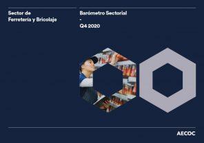 Balance del Mercado de Ferretería y Bricolaje 4T y total 2020