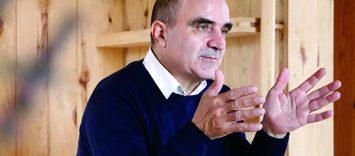 TDN | Vicente Guallart, arquitecto. «Las ciudades necesitan reducir la movilidad obligada y volver a ser productivas»